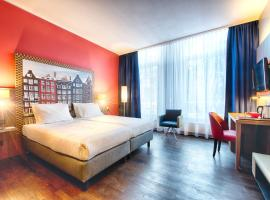 Leonardo Hotel Amsterdam City Center, hotel in Amsterdam