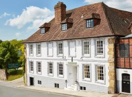 Spread Eagle Hotel And Spa, hotel near Goodwood Festival of Speed, Midhurst