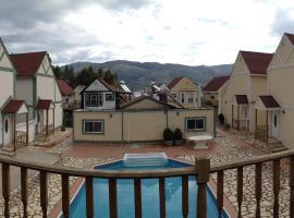 Ermolaos Hillside Villas, apartment in Lixouri