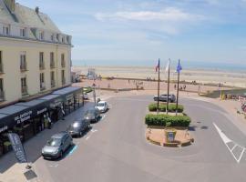 Hotel La Terrasse, hôtel à Fort-Mahon-Plage