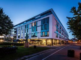 Hotel Kolding, hotel i nærheden af Koldinghus, Kolding