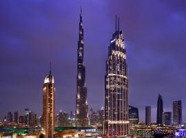 Address Boulevard, hotel near Burj Khalifa, Dubai
