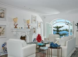 Hotel La Minerva, отель в Капри