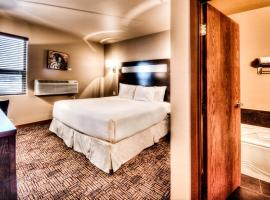 Podollan Inn & Spa - Grande Prairie, отель в городе Гранд-Прери