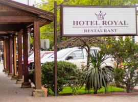 Hotel Royal Victoria, hotel en Victoria