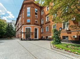 Багратион отель, отель в Москве