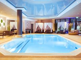 Göbel´s Vital Hotel Bad Sachsa, hotelli kohteessa Bad Sachsa