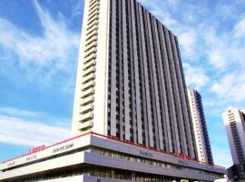 Гостиница Измайлово Бета, отель в Москве