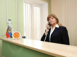 Гостиница Мираж, отель в Челябинске