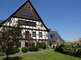 Hotel Landhaus Marienstein, Hotel in der Nähe von: Deutsche Raumfahrtausstellung, Bergen
