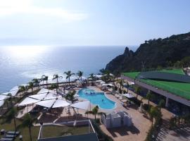 Blue Bay Resort, hotell i Capo Vaticano