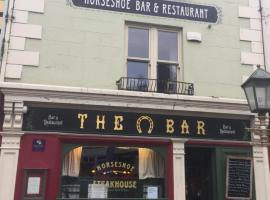 Behan's Horseshoe Bar & Restaurant, hotel near St. Erc's Well, Listowel