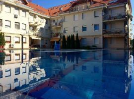 Relax Apartman, pezsgőfürdős hotel Hajdúszoboszlón