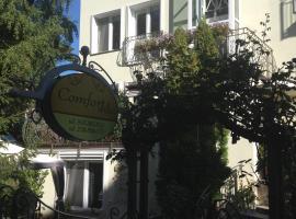 Comfort Willa, family hotel in Jurata