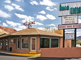 Inca Inn Motel, motel in Moab