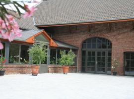 Hotel Oude Eycke, hotel near Susteren Station, Maaseik