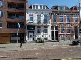 Hotel De Ruyter, Hotel in Vlissingen