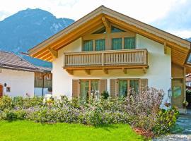 Bergblick, hotel near Burgruine Werdenfels, Garmisch-Partenkirchen