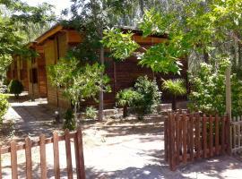 Camping Alpujarras, glamping site in Laroles