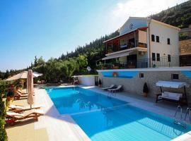 Liogerma Villas, διαμέρισμα στον Άγιο Νικήτα