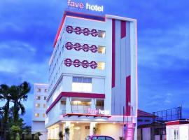 favehotel Olo Padang, hotel in Padang