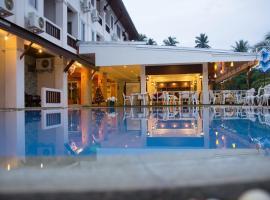 Natural Samui Hotel, отель в Бопхуте, рядом находится Thursday Mae Nam Night Market