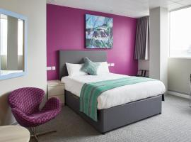 Citrus Hotel Cardiff by Compass Hospitality, hotel near Wales Millennium Centre, Cardiff