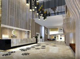 The Excelton Hotel, luxury hotel in Palembang