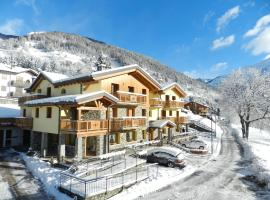 Residence Hotel Raggio Di Luce, hotel a Ponte di Legno