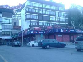Apartamento Plaza Pradollano 2, hotel en Sierra Nevada