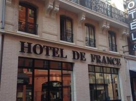 Hôtel de France, hotel near Carmes Metro Station, Toulouse