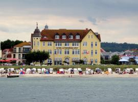 Hotel Schweriner Hof, Hotel in der Nähe von: Seebrücke Kühlungsborn, Kühlungsborn
