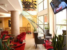 Hôtel Fleur de Lys Plateau, hotel in Dakar