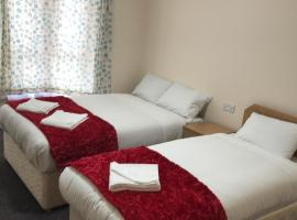 Woodlands Lodge Ilford, hotel en Ilford