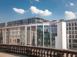 드레스덴에 위치한 아파트 FELIX Suiten im Lebendigen Haus am Zwinger