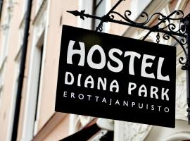 Hostel Diana Park, hostel Helsingis