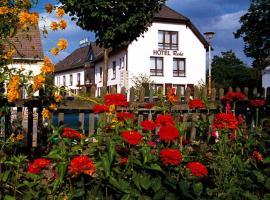 Hotel Reke, Hotel in Plau am See