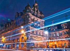 The Scotsman Hotel, luxury hotel in Edinburgh