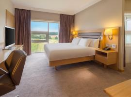 Hilton at St George's Park, hotel in Needwood