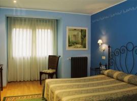 Hotel Conventin, hotel in Villaviciosa