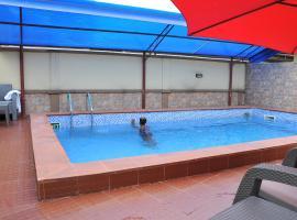 KSF Place Alaka, hotel in Lagos