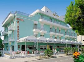 Hotel Miramare, hotel en Bibione