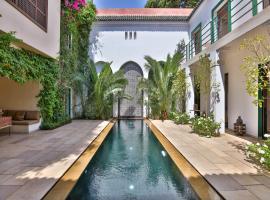 Riad Oasis 3, villa in Marrakesh