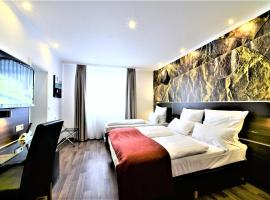 Ascot Hotel, отель в городе Ремшайд