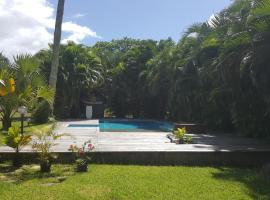 Villa ManaOra, cabin in Taravao