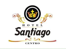 Hotel Santiago Centro, hotel near Serra dos Órgãos National Park, Teresópolis