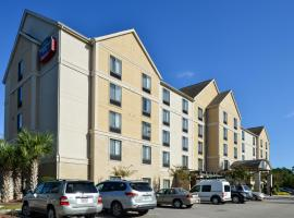 TownePlace Suites Wilmington Wrightsville Beach, hotel in Wilmington