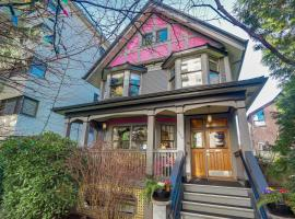 West End Guest House, hotel near Coal Harbour, Vancouver