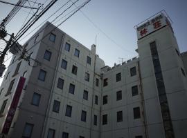 ビジネスホテル林荘、宮崎市のホテル