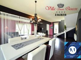 Villa Snow Queen, holiday home in Zagreb